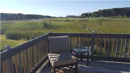 South Yarmouth Cape Cod vacation rental - View of Run Pond and Smugglers Beach from Balcony.