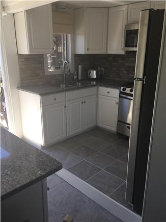 South Yarmouth Cape Cod vacation rental - Newly renovated kitchen.