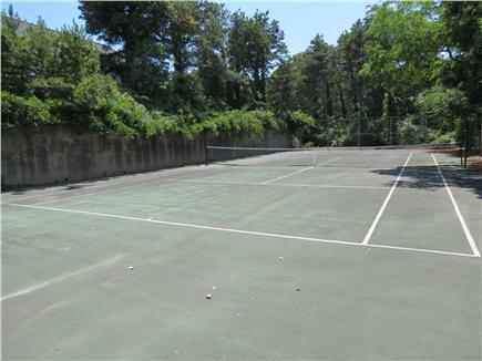 Harwich Cape Cod vacation rental - Private tennis court.