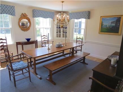 Harwich Cape Cod vacation rental - More formal dining room