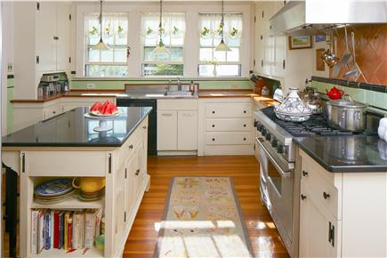Falmouth Cape Cod vacation rental - Cook's kitchen