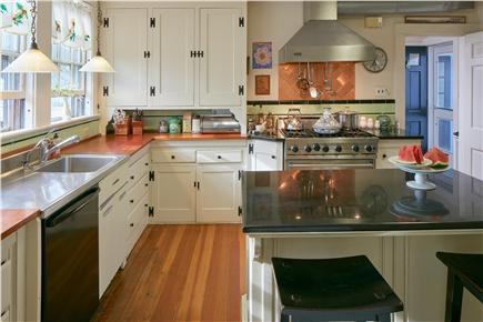 Falmouth Cape Cod vacation rental - 6 burner gas Viking stove