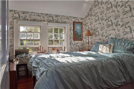 Falmouth Cape Cod vacation rental - Ground floor bedroom with full bed