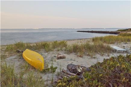 Falmouth Cape Cod vacation rental - Large private beach with a great views of Martha's Vineyard