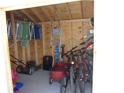 Falmouth Cape Cod vacation rental - 3 adult 3 kid bikes, wagon, beach chairs, kick boards, beach toys