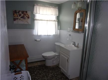 Falmouth Cape Cod vacation rental - Upstairs bedroom with shower