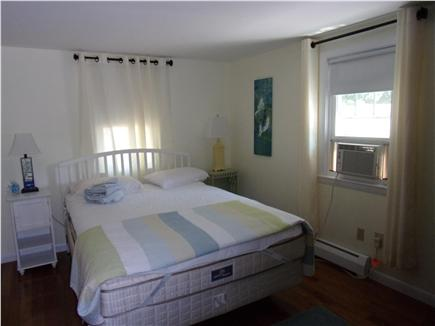 Falmouth Cape Cod vacation rental - Downstairs bedroom with queen bed