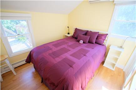 Provincetown Cape Cod vacation rental - Purple Bedroom - Queen Bed