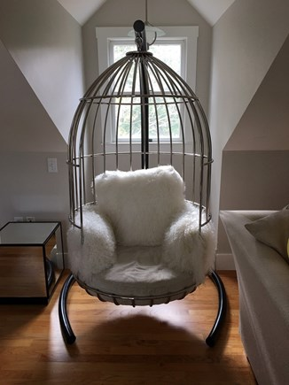 Provincetown Cape Cod vacation rental - Birdcage Chair