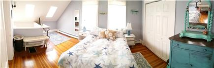 Harwich Cape Cod vacation rental - Chatham Room - master bedroom with 1 queen