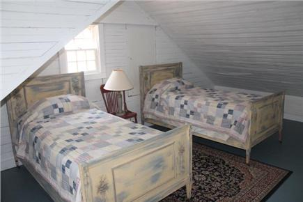 South Orleans Cape Cod vacation rental - Second floor bedroom with twins