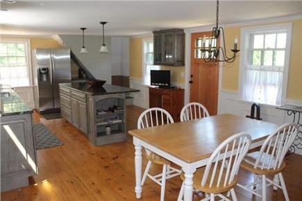 South Orleans Cape Cod vacation rental - Combination dining and kitchen