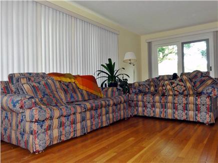 Hyannis Cape Cod vacation rental - Living room is 30 feet long.