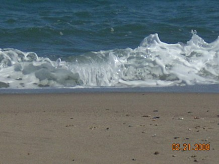 West Dennis Cape Cod vacation rental - Beautiful South Village beach is just 3/10 mile away