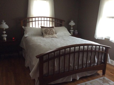 West Dennis Cape Cod vacation rental - Master bedroom (Queen)