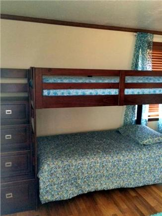 Sagamore Beach, Sandwich Sagamore Beach vacation rental - Downstairs BR w/ bunk beds
