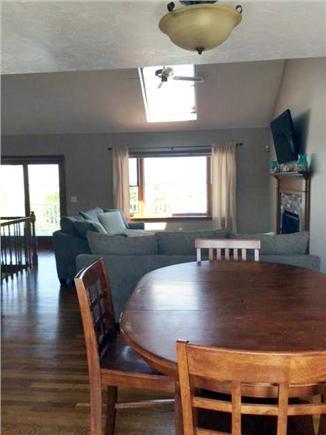 Sandwich Cape Cod vacation rental - Open concept 'reverse floor plan' on 2nd floor