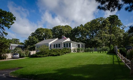 Harwich Cape Cod vacation rental - Newly Remodeled Home set back from Street