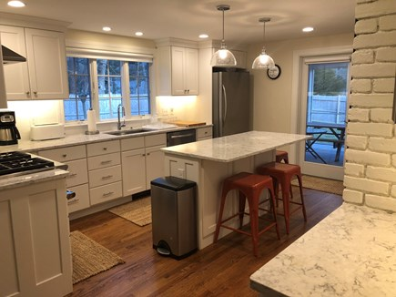 Harwich Cape Cod vacation rental - Newly Remodeled Kitchen with Island Seating
