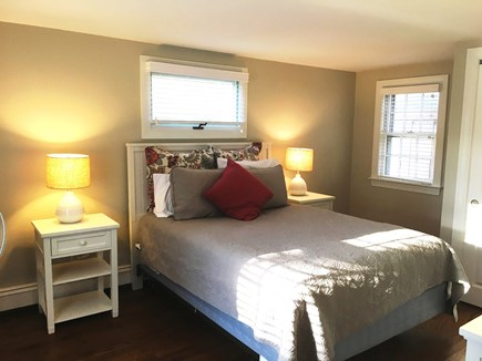 Harwich Cape Cod vacation rental - Large Queen Bedroom with Large Closet and Windows on Three Sides