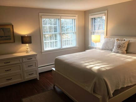 Harwich Cape Cod vacation rental - Master Bedroom with Private Full Bath and His and Her Dressers