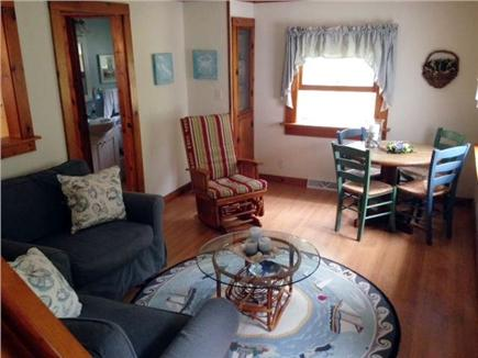 East Orleans Cape Cod vacation rental - Den includes television and games