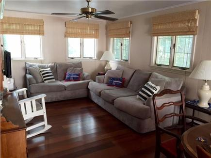 Mashpee Cape Cod vacation rental - Spacious, sunny family room
