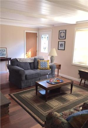 Mashpee Cape Cod vacation rental - Living Room with cozy conversation area