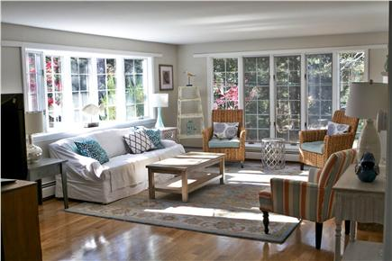Orleans Cape Cod vacation rental - Living room area - Fantastic for entertaining after the beach!