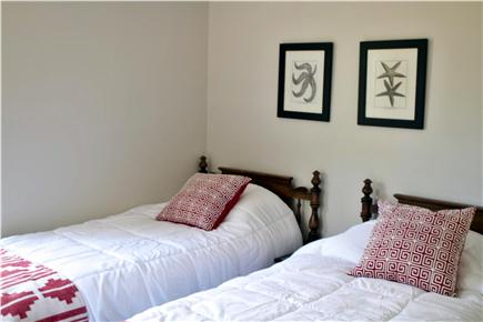Orleans Cape Cod vacation rental - Second bedroom with two twin beds.