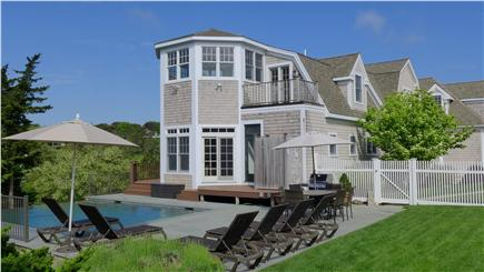 Orleans Cape Cod vacation rental - Your private heated pool with room for sunbathing
