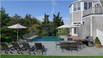Orleans Cape Cod vacation rental - Listen to the water as it cascades over the infinity pool edge