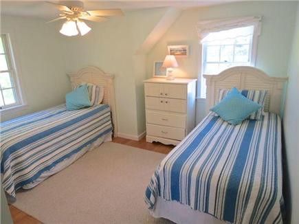 Orleans Cape Cod vacation rental - Main house twins