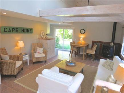Orleans Cape Cod vacation rental - Front house living room