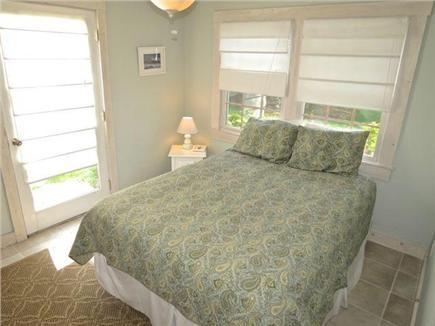 Orleans Cape Cod vacation rental - Front house queen bedroom, main level
