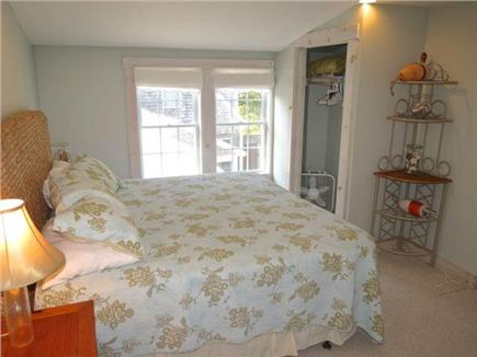 Orleans Cape Cod vacation rental - King bedroom in front house