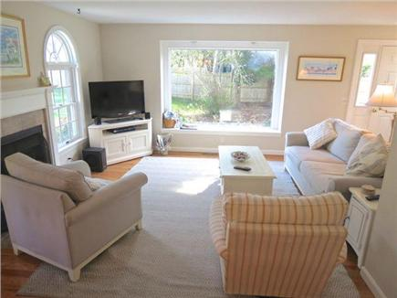 Orleans Cape Cod vacation rental - Main house TV lounge
