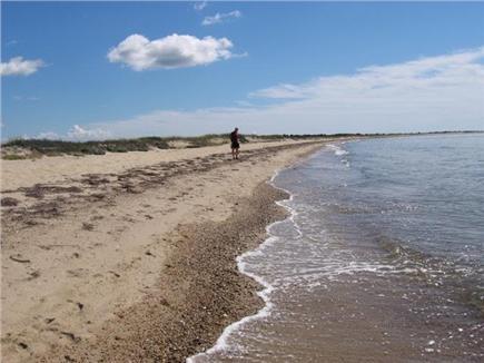 East Falmouth Cape Cod vacation rental - Ocean side of Washburn Island