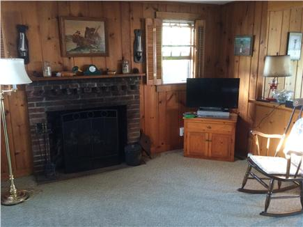 East Falmouth Cape Cod vacation rental - Living area