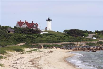 East Falmouth Cape Cod vacation rental - Nobska Light