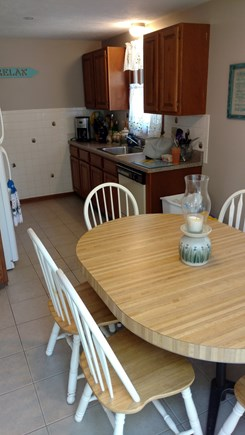 East Falmouth Cape Cod vacation rental - Kitchen.