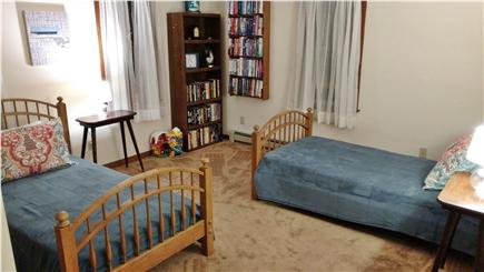 East Falmouth Cape Cod vacation rental - Front bedroom.