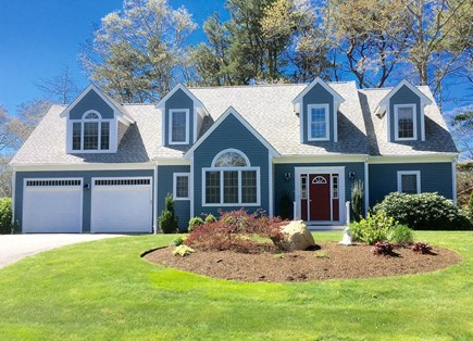 West Falmouth near Old Silver  Cape Cod vacation rental - Our Spacious Cape Home in West Falmouth