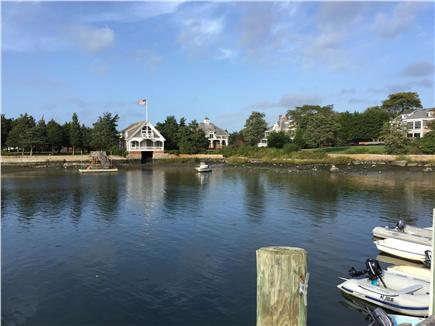 West Falmouth near Old Silver  Cape Cod vacation rental - West Falmouth Harbor