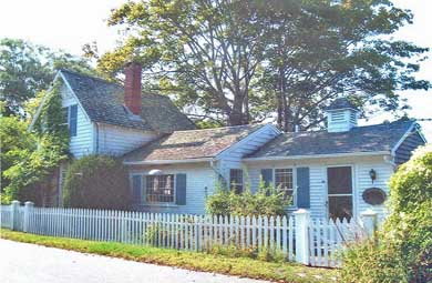 Barnstable Village Cape Cod vacation rental - Barnstable Vacation Rental ID 2710