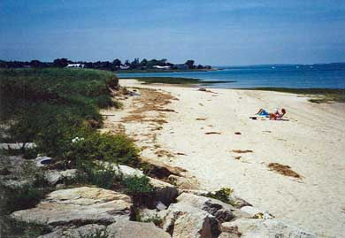Barnstable Village Cape Cod vacation rental - Millway Beach is under a half mile away