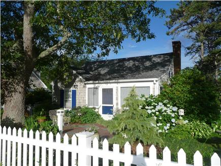 Dennisport Cape Cod vacation rental - Front Yard