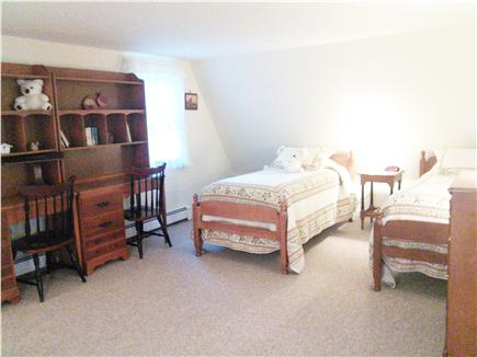 Brewster Cape Cod vacation rental - Second Floor bedroom with two twin beds
