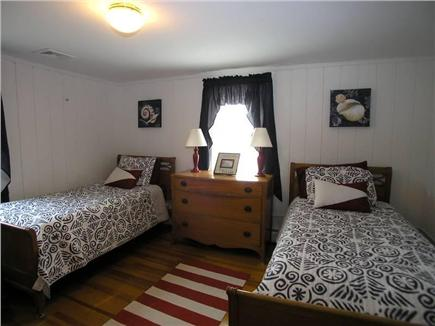 Dennis Port Cape Cod vacation rental - 2nd Bedroom with twin beds - 1st Floor