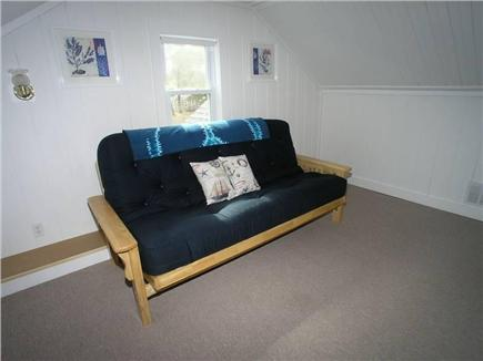 Dennis Port Cape Cod vacation rental - 3rd Bedroom with double futon - 3rd Floor